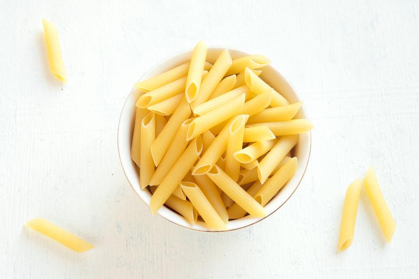 Ciclo produttivo della pasta